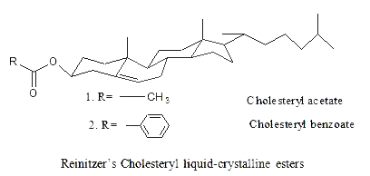 liquid-crystalline esters