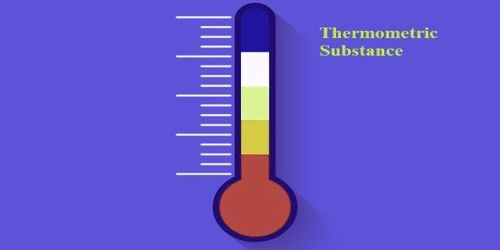 Thermometric Substance