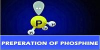 Laboratory Preparation of Phosphine