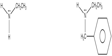 What are Physical properties of Aliphatic Amines?
