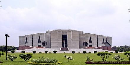 Bangladesh Parliament House