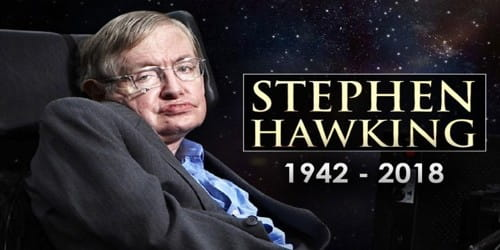 A Short note on Stephen Hawking