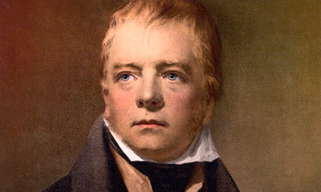 Short Life Story of Sir Walter Scott
