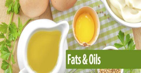 Oil and Fat: Comparison