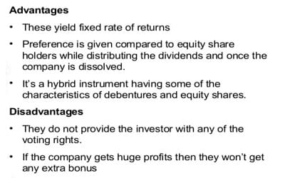 Preference Shares 1