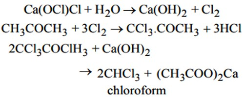 Chloroform 1