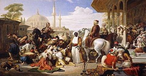The justice of Quazi