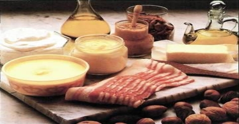Fat or Oil in Foods