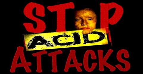 Acid Throwing