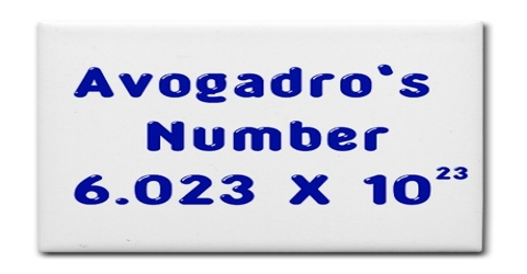 a study of the determination of avogadros number Choose from 172 different sets of avogadro flashcards on quizlet  browse 172 sets of avogadro flashcards study sets  how can one determine avogadro's number.