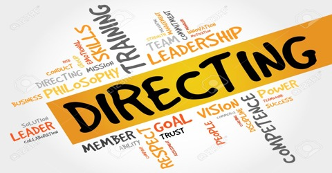 Elements of Directing: Meaning and Elements of Direction