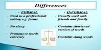 Formal Communication