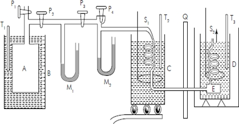 Regnault's Method in Density of Gases