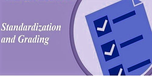 Standardization and Grading Definition in Marketing Function
