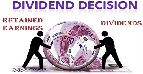 What are Dividend Decisions?