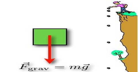 Force due to Gravity