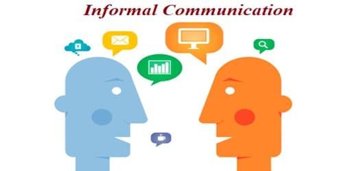 Advantages of Informal Communication