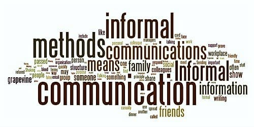 Disadvantages or Limitations of Informal Communication