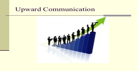 Meaning of Upward Communication