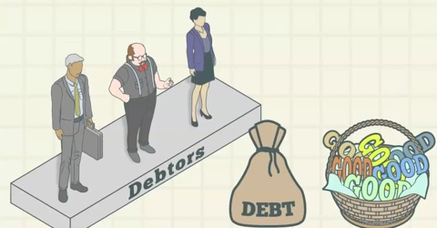 Debtors Definition in terms of Accounting