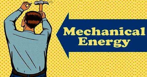 Application of Principle of Conservation of Mechanical Energy
