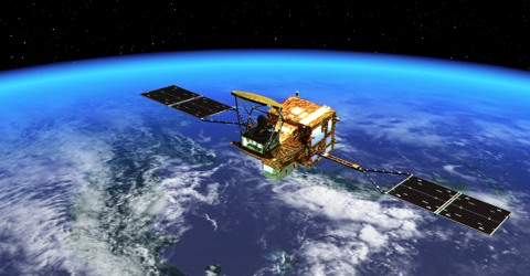Principle of Artificial Satellites operation