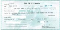 Important terms related Bill of Exchange