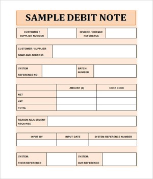 Debit Notes Are Raised In Cases Where There Is A Tax Invoice Issued, But  The Taxable Value Of The Goods Therein Changes After Such Issuance.  Debit Note Issued By Supplier