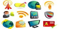 Various Media of Electronic Communication