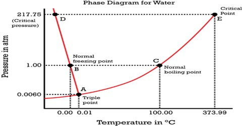 One Component Phase Systems: Water System