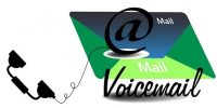 Define Voice Mail in terms of Business Communication