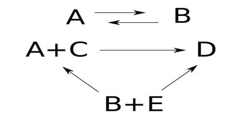 Complex Reversible Reactions