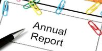 Contents of Annual Report