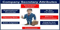 Legal Status or Position of Company Secretary