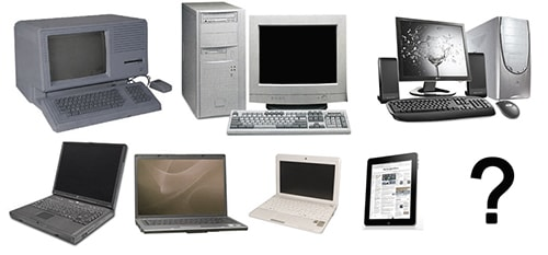 Analog, Digital and Hybrid computers