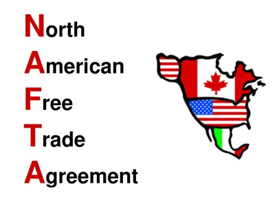 North American Free Trade Agreement Nafta Qs Study