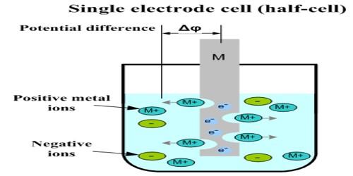 Single Electrode Potential: Standard Hydrogen Electrode