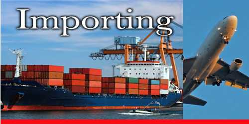 Solution to the Problems of Import Trade