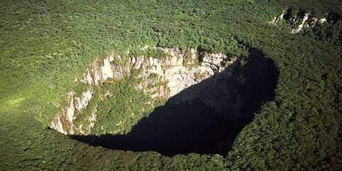Sinkhole:Depositional Landforms