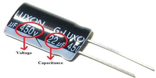 Principle of Capacitor