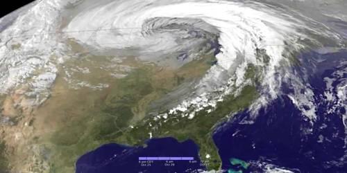 Extra Tropical Cyclones