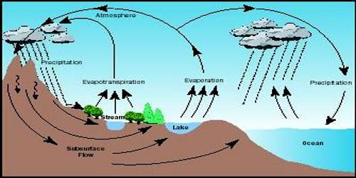 Precipitation in the Atmosphere