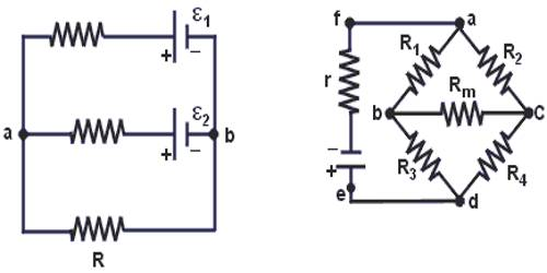 Application of Kirchoff's Law in case of Series Combination of Cells