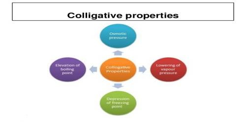 Colligative Properties of Colloids