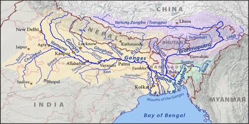 Indo-Ganga-Brahmaputra Plain