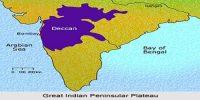 The Himalayas and other Peninsular Mountains