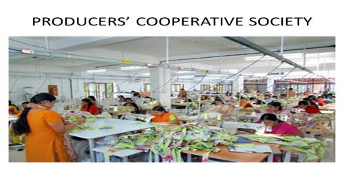 Objectives of Producer's Cooperative Society