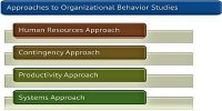 Basic approaches of Organizational Behavior