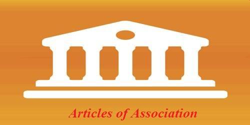 Alteration of the Articles of Association