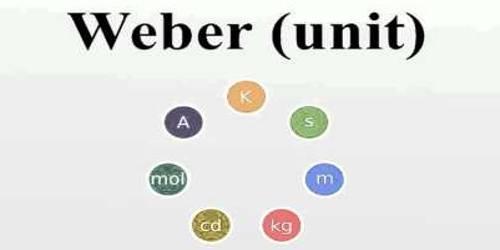 One Weber